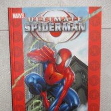 Cómics: ULTIMATE SPIDERMAN - PODER Y RESPONSABILIDAD - PANINI MARVEL - TAPA DURA . Lote 112900195