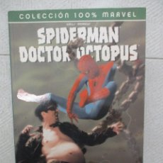 Cómics: COLECCION 100 % MARVEL COMICS SPIDERMAN DOCTOR OCTOPUS AÑO UNO. Lote 112905807