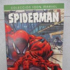 Cómics: COLECCION 100 % MARVEL COMICS SPIDERMAN SALVAJE. Lote 112906175
