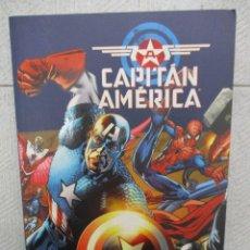 Cómics: CAPITAN AMERICA RENACIMIENTO PANINI MARVEL COMICS. Lote 112907623