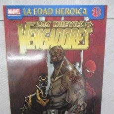 Cómics: LA EDAD HEROICA LOS NUEVOS VENGADORES LUKE CAGE PANINI MARVEL. Lote 112910475