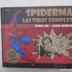 Cómics: SPIDERMAN LAS TIRAS COMPLETAS 1977 - 1979 PANINI MARVEL. Lote 112911635