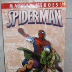 Cómics: MARVEL HEROES SPIDERMAN LA MUERTE DE LOS STACY PANINI MARVEL. Lote 112912087