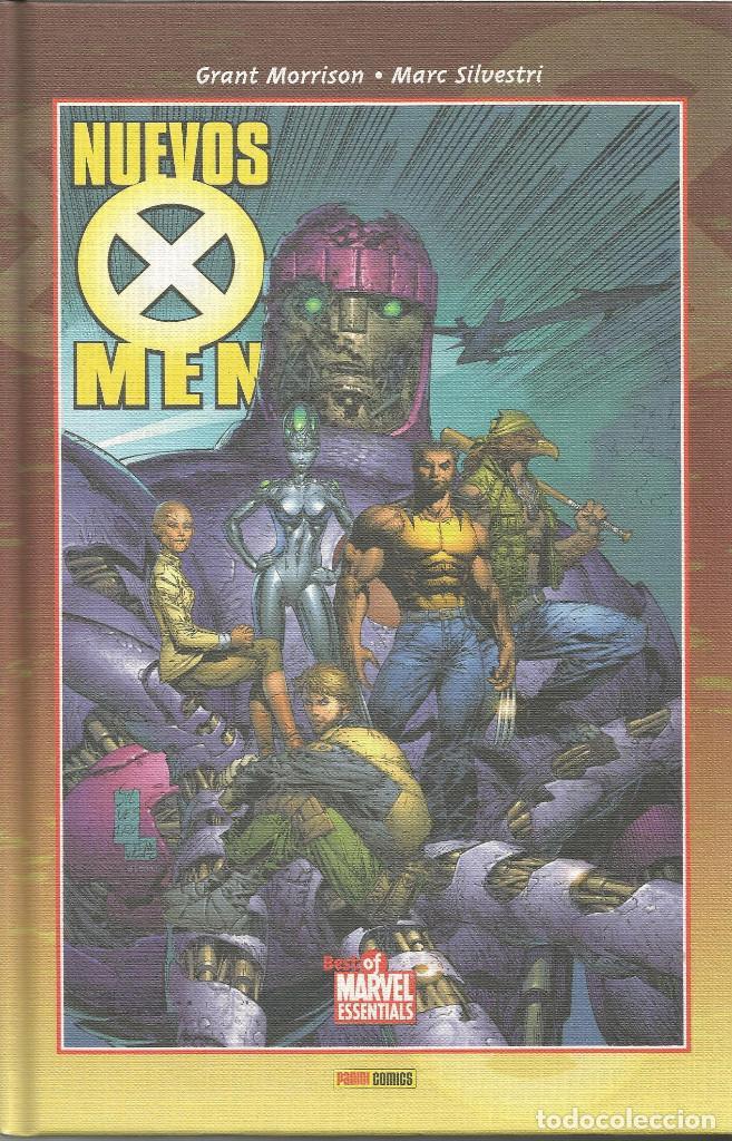 NUEVOS X-MEN Nº 7 BEST OF MARVEL ESSENTIALS PANINI ESPAÑA (Tebeos y Comics - Panini - Marvel Comic)