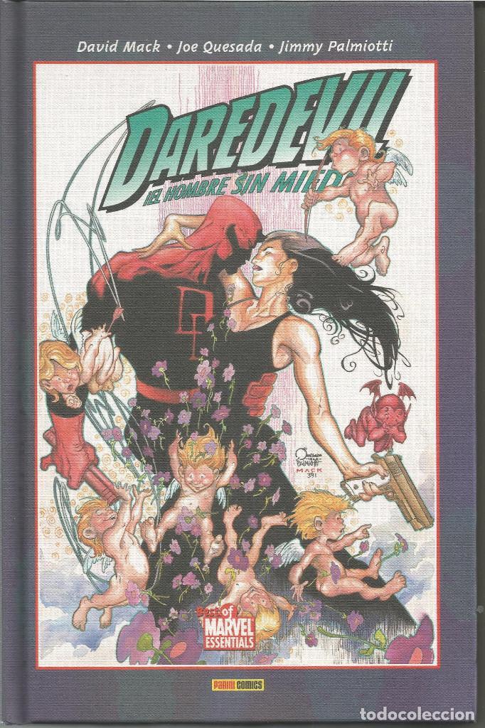 DAREDEVIL ¡EL HOMBRE SIN MIEDO! Nº 2 BEST OF MARVEL ESSENTIALS PANINI ESPAÑA (Tebeos y Comics - Panini - Marvel Comic)