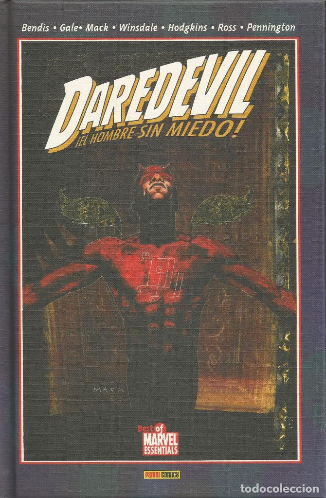 DAREDEVIL ¡EL HOMBRE SIN MIEDO! Nº 3 BEST OF MARVEL ESSENTIALS PANINI ESPAÑA (Tebeos y Comics - Panini - Marvel Comic)