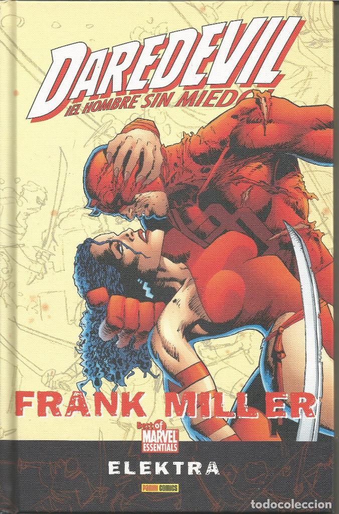 DAREDEVIL ELEKTRA EL HOMBRE SIN MIEDO Nº 2 BEST OF MARVEL ESSENTIALS PANINI ESPAÑA (Tebeos y Comics - Panini - Marvel Comic)
