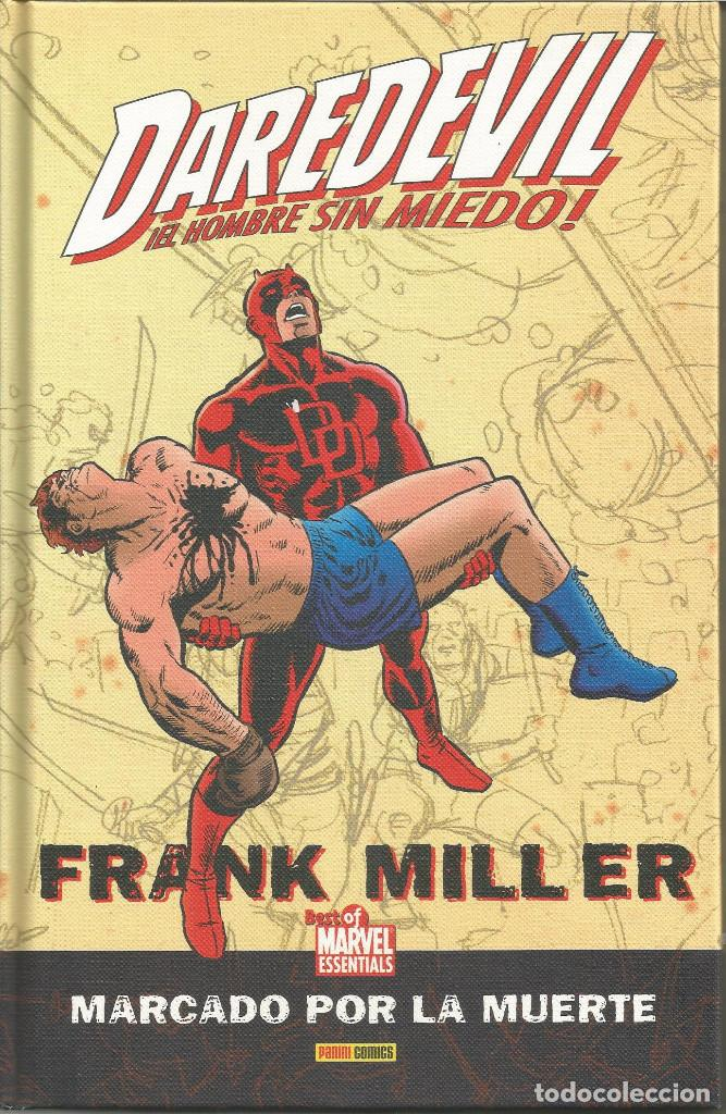 DAREDEVIL MARCADO POR LA MUERTE EL HOMBRE SIN MIEDO Nº 1 BEST OF MARVEL ESSENTIALS PANINI (Tebeos y Comics - Panini - Marvel Comic)