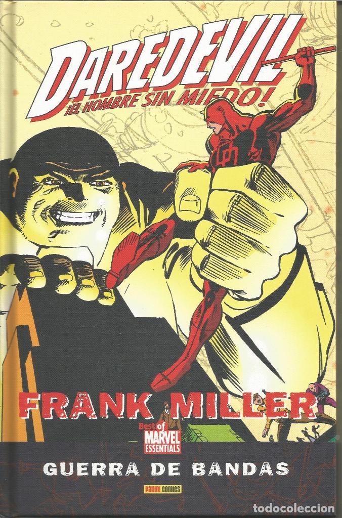 DAREDEVIL GUERRA DE BANDAS EL HOMBRE SIN MIEDO Nº 3 BEST OF MARVEL ESSENTIAL PANINI (Tebeos y Comics - Panini - Marvel Comic)