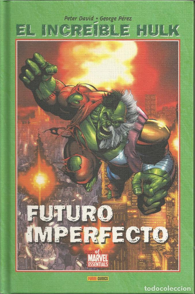 EL INCREÍBLE HULK. FUTURO IMPERFECTO S/N BEST OF MARVEL ESSENTIALS PANINI ESPAÑA (Tebeos y Comics - Panini - Marvel Comic)