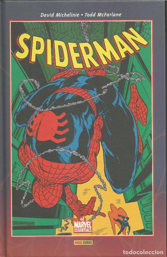 SPIDERMAN Nº 2 BEST OF MARVEL ESSENTIALS PANINI ESPAÑA (Tebeos y Comics - Panini - Marvel Comic)