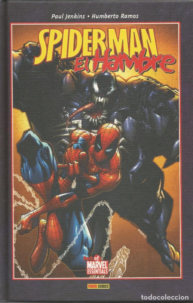 SPIDERMAN. EL HAMBRE S/N BEST OF MARVEL ESSENTIALS PANINI ESPAÑA (Tebeos y Comics - Panini - Marvel Comic)