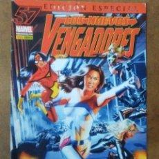 Fumetti: LOS NUEVOS VENGADORES VOL. 1 EDICION ESPECIAL Nº 57 - PANINI. Lote 113121067
