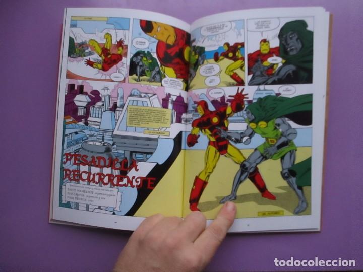 Cómics: IRON MAN VS DOCTOR MUERTE, VIAJE A CAMELOT, MARVEL GOLD,¡¡¡¡NUEVO!!!! - Foto 5 - 113862227
