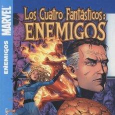 Cómics: LOS 4 FANTASTICOS ENEMIGOS - PANINI - IMPECABLE - OFI15. Lote 114660351