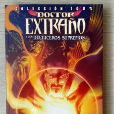 Cómics: DOCTOR EXTRAÑO Y LOS HECHICEROS SUPREMOS, DE ROBBIE THOMPSON Y JAVIER RODRÍGUEZ. Lote 113440779