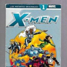 Cómics: X-MEN. Nº 1. LOS MUTANTES ORIGINALES. MARVEL. 2006. Lote 114865039