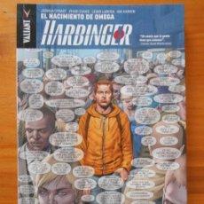 Cómics: HARBINGER - VOLUMEN UNO : EL NACIMIENTO DE OMEGA - VALIANT - PANINI COMICS (A). Lote 114882407