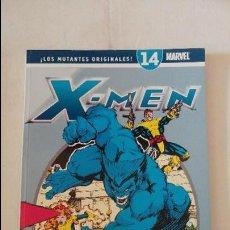 Cómics: X-MEN COLECCIONABLE Nº 14 PANINI EL ESTADO ES IMPECABLE . Lote 115323351