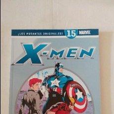 Cómics: X-MEN COLECCIONABLE Nº 15 PANINI EL ESTADO ES IMPECABLE . Lote 115323399