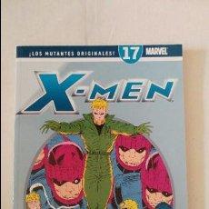 Cómics: X-MEN COLECCIONABLE Nº 17 PANINI EL ESTADO ES IMPECABLE . Lote 115323475