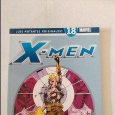 Cómics: X-MEN COLECCIONABLE Nº 18 PANINI EL ESTADO ES IMPECABLE . Lote 115323535