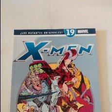 Cómics: X-MEN COLECCIONABLE Nº 19 PANINI EL ESTADO ES IMPECABLE . Lote 115323563