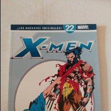 Cómics: X-MEN COLECCIONABLE Nº 22 PANINI EL ESTADO ES IMPECABLE . Lote 115323683