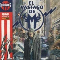 Cómics: EL VASTAGO DE M: DIEZMADOS - PANINI - IMPECABLE - C14. Lote 115325703