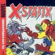 Cómics: X-STATIX Nº 5 VS. LOS VENGADORES - PANINI - IMPECABLE - C14. Lote 115327147