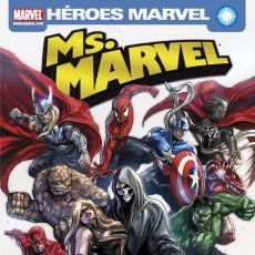Cómics: MS. MARVEL OSCURA Nº 3 LO MEJOR QUE PUEDES SER - PANINI - IMPECABLE - C14 . Lote 115331127