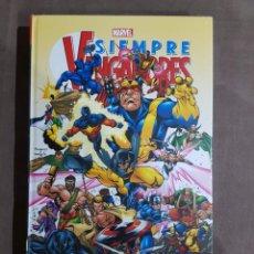 Cómics: SIEMPRE VENGADORES (MARVEL INTEGRAL). Lote 115335766