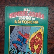 Cómics: EL HOMBRE ARAÑA CONTRA LA ANTORCHA-MONTENA-1981. Lote 115341951