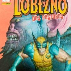 Cómics: TOMO LOBEZNO DAS PASTORAS PANINI PANINI MARVEL GRAPHIC NOVELS. Lote 115353879