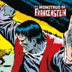 Cómics: MARVEL LIMITED EDITION. EL MONSTRUO DE FRANKENSTEIN. TOMO PANINI.. Lote 115368827