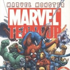 Cómics: MARVEL TEAM UP MARVEL MONSTER Nº 1 - PANINI - IMPECABLE - C13. Lote 115389703