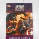 Cómics: ASEDIO. CAMPO DE BATALLA. GAGE HICKMAN GILLEN REED. PANINI COMICS. TDKC17. Lote 115507599