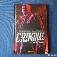 Cómics: CRIMINAL 05 LOS PECADORES DE ED BRUBAKER & SEAN PHILIPS. Lote 115552459