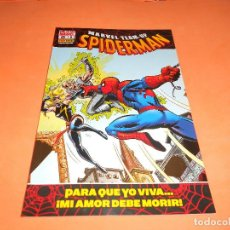 Cómics: SPIDERMAN - MARVEL TEAM UP - Nº 6 - PARA QUE YO VIVA MI AMOR DEBE MORIR - PANINI - IMPECABLE. Lote 115681987