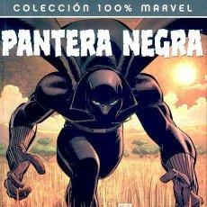 Cómics: PANTERA NEGRA: ¿QUIÉN ES PANTERA NEGRA? -HUDLIN · ROMITA JR.. Lote 115682283
