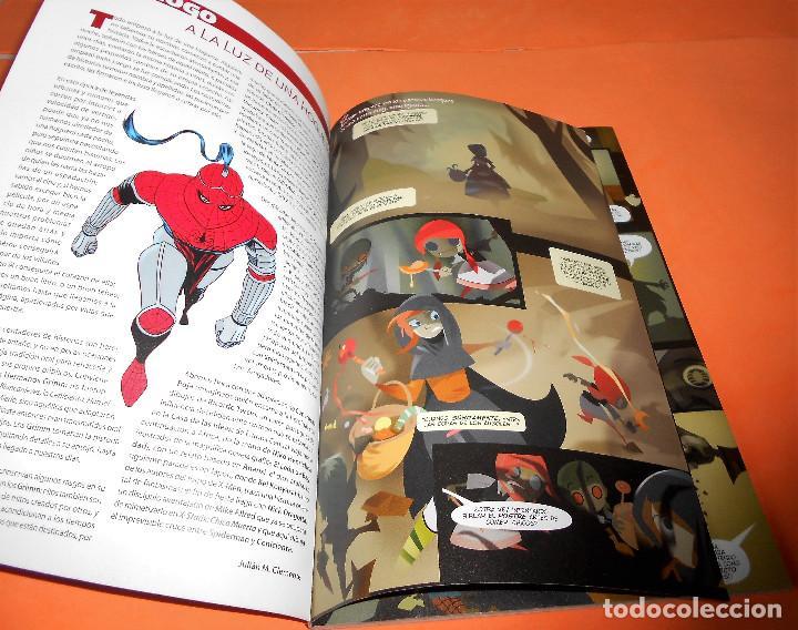 Cómics: SPIDERMAN : CUENTOS DE HADAS 96 PAGINAS .MARVEL - PANINI .VARIOS AUTORES. MUY BUEN ESTADO - Foto 3 - 115685115