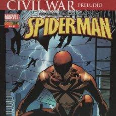 Cómics: SPIDERMAN V2 Nº 6 - PANINI COMICS MARVEL CIVIL WAR. Lote 116162655