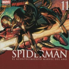 Cómics: SPIDERMAN V2 Nº 11 - PANINI COMICS MARVEL CIVIL WAR. Lote 116162895
