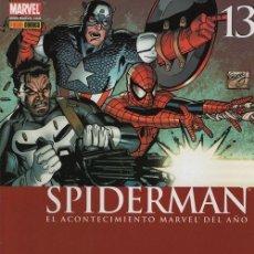 Cómics: SPIDERMAN V2 Nº 13 - PANINI COMICS MARVEL CIVIL WAR. Lote 116163003