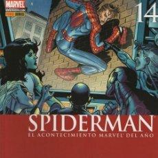Cómics: SPIDERMAN V2 Nº 14 - PANINI COMICS MARVEL CIVIL WAR. Lote 116163039
