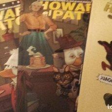 Cómics: 100% MARVEL HOWARD EL PATO - COMPLETA PANINI 3 TOMOS - CHIP ZDARSKY JOE QUIÑONES KEVIN MAGUIRE. Lote 116212719
