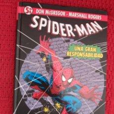 Cómics: SPIDER-MAN - UNA GRAN RESPONSABILIDAD- N. 5 MARVEL. Lote 116295964