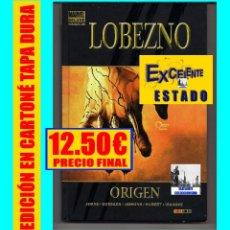 Cómics: LOBEZNO - ORIGEN (SERIE COMPLETA) - MARVEL DELUXE DE LUXE - JEMAS QUESADA JENKINS KUBERT ISANOVE. Lote 116759571