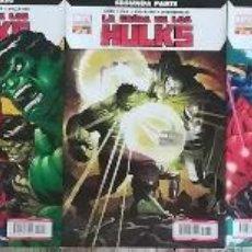 Cómics: EL INCREIBLE HULK (2008). Lote 116865839