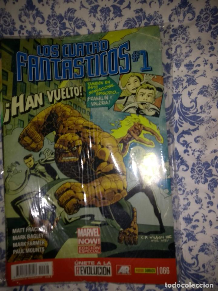 LOS CUATRO FANTÁSTICOS NºS 66 67 68 69 70 Y 71 (Tebeos y Comics - Panini - Marvel Comic)